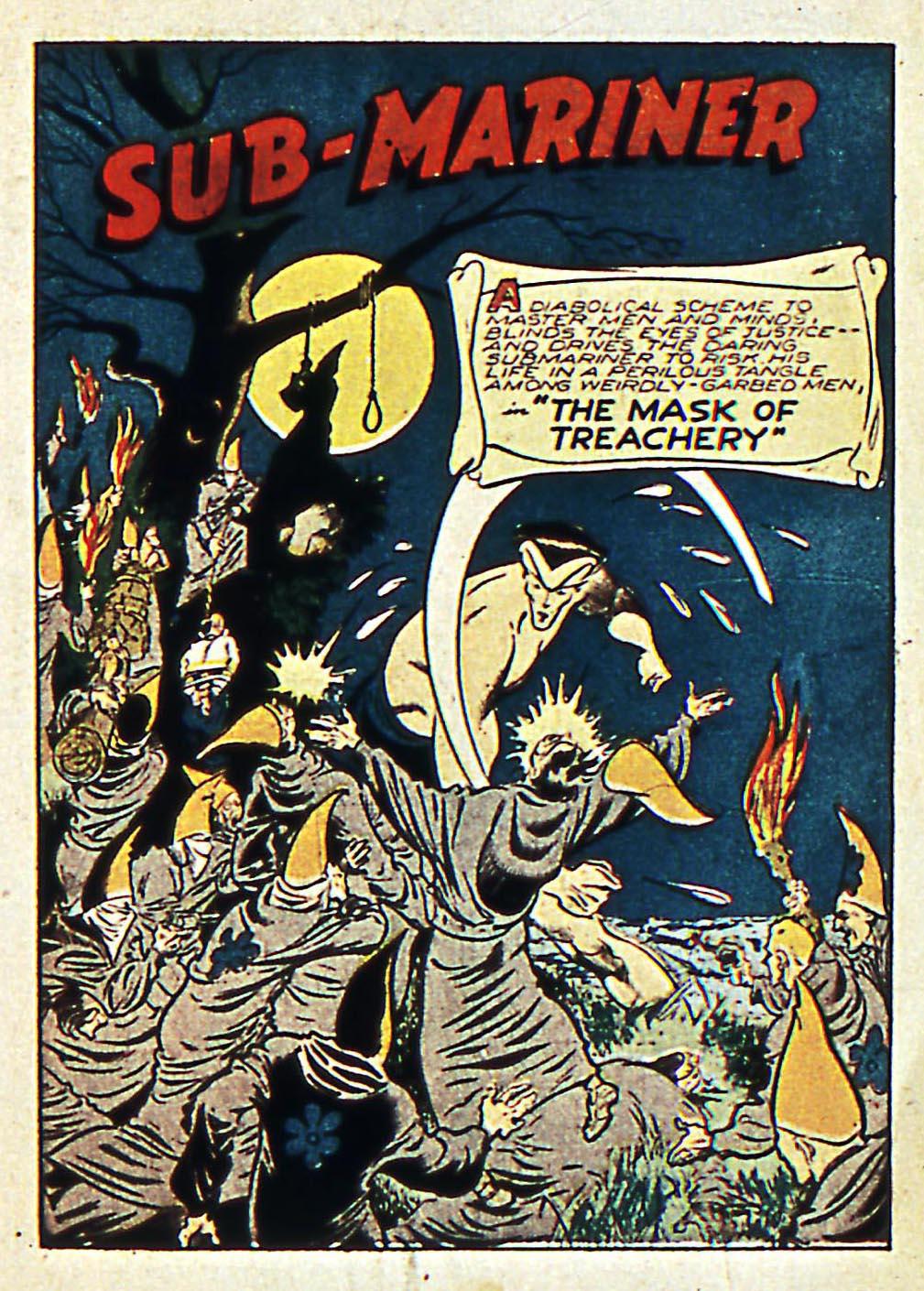 Sub-Mariner Comics Issue #17 #17 - English 3