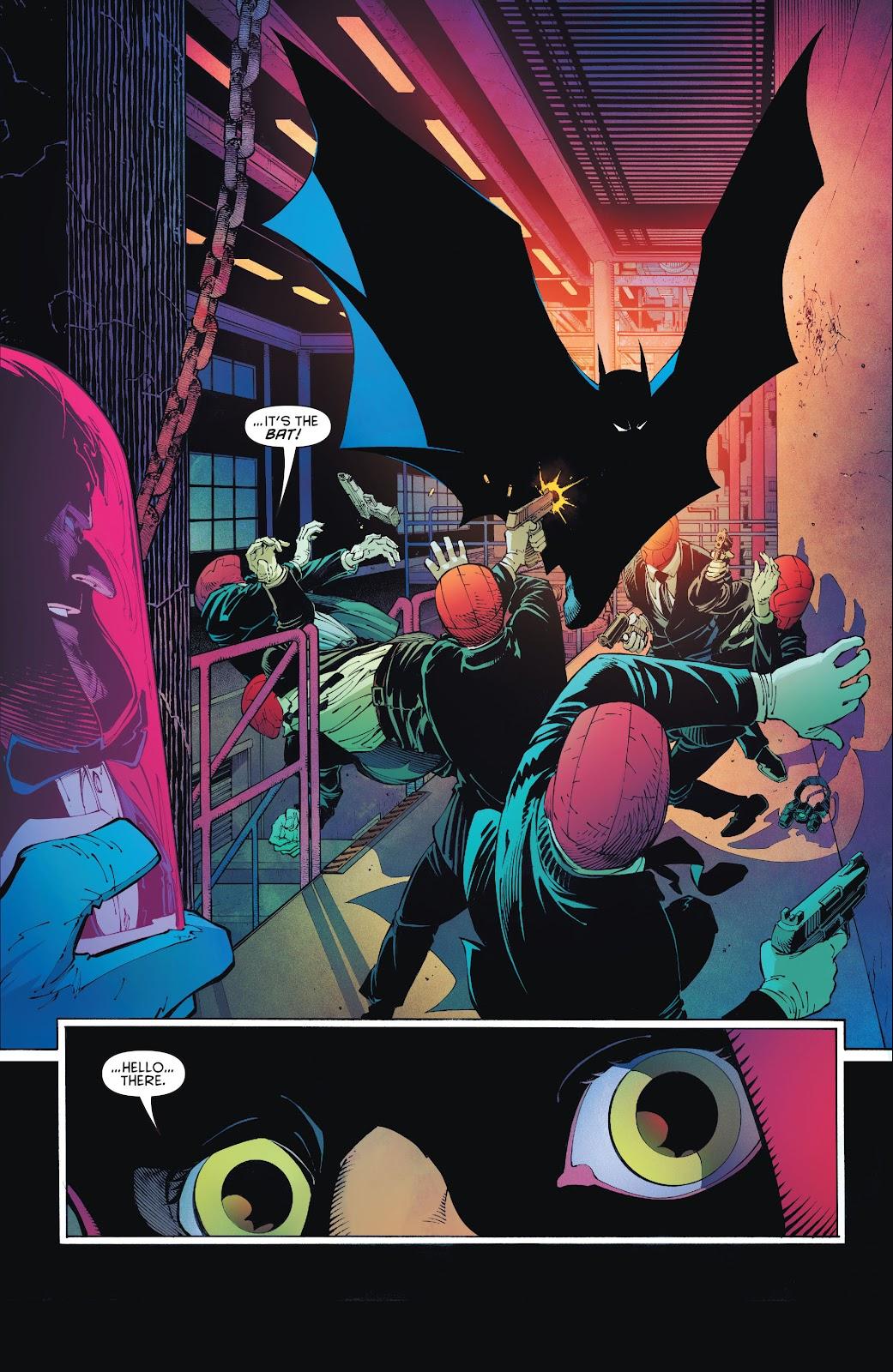 Batman (2011) Issue #24 #43 - English 29