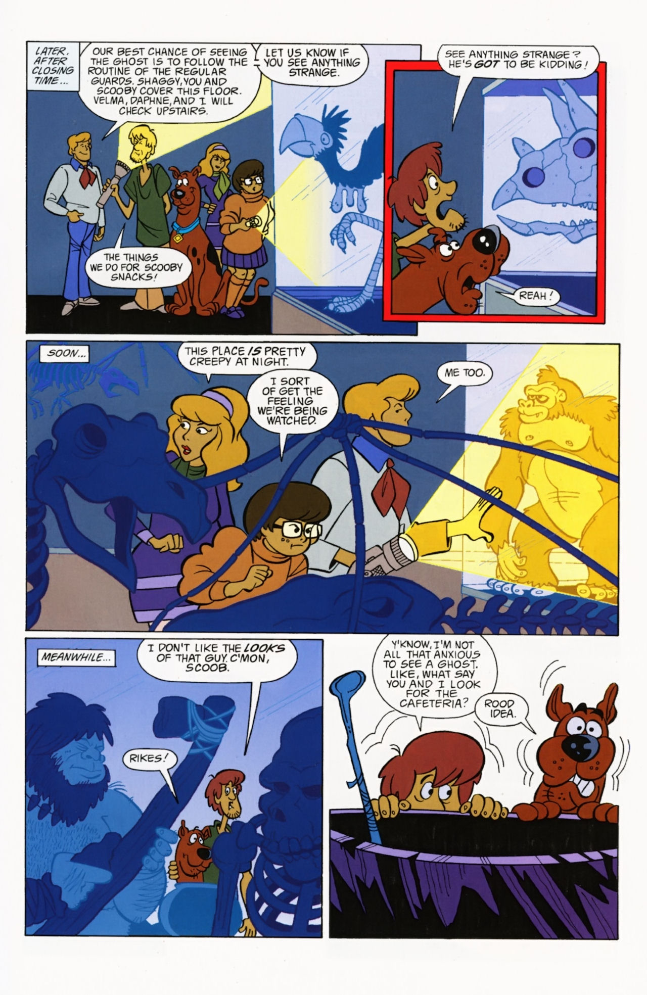 Read online Scooby-Doo: Where Are You? comic -  Issue #9 - 25