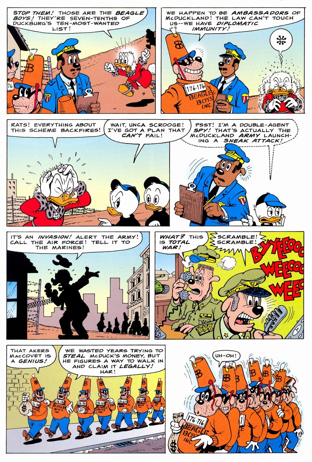 Uncle Scrooge (1953) Issue #331 #331 - English 24