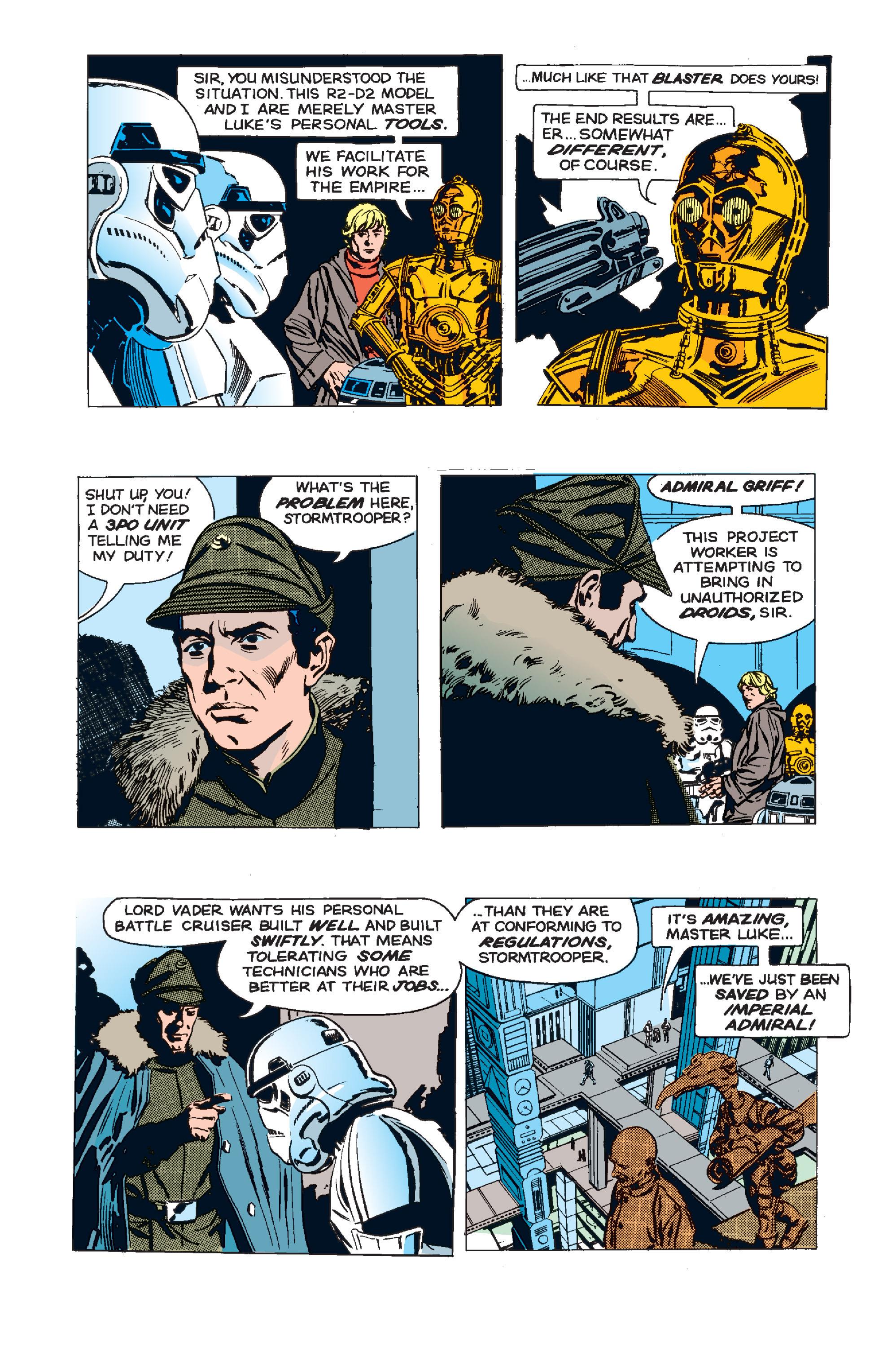 Classic Star Wars #3 #3 - English 13
