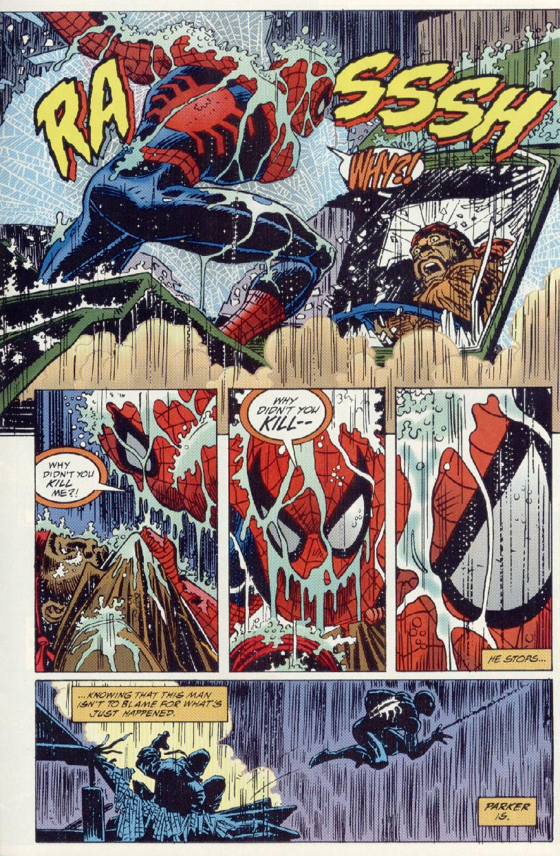 Read online Spider-Man: The Lost Years comic -  Issue #0 - 45