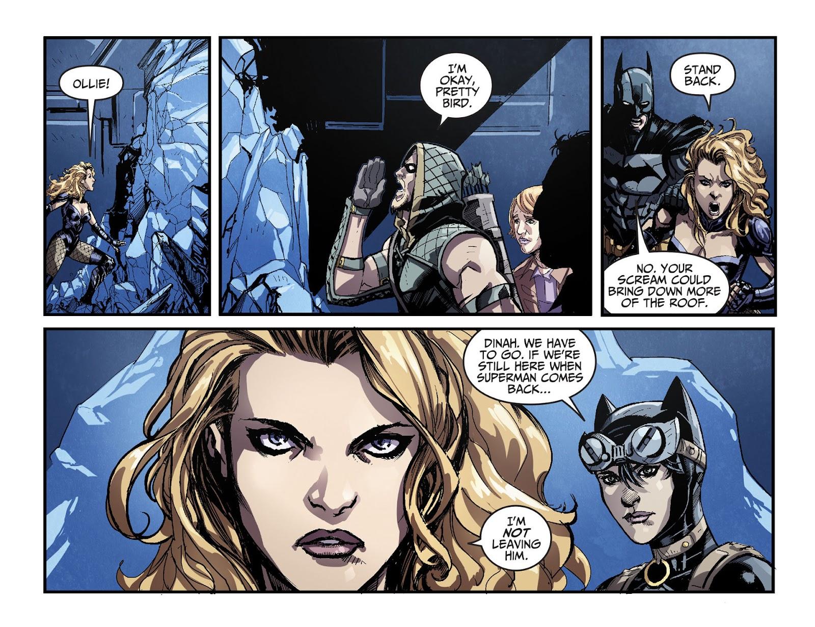 Injustice: Gods Among Us [I] Issue #32 #33 - English 7
