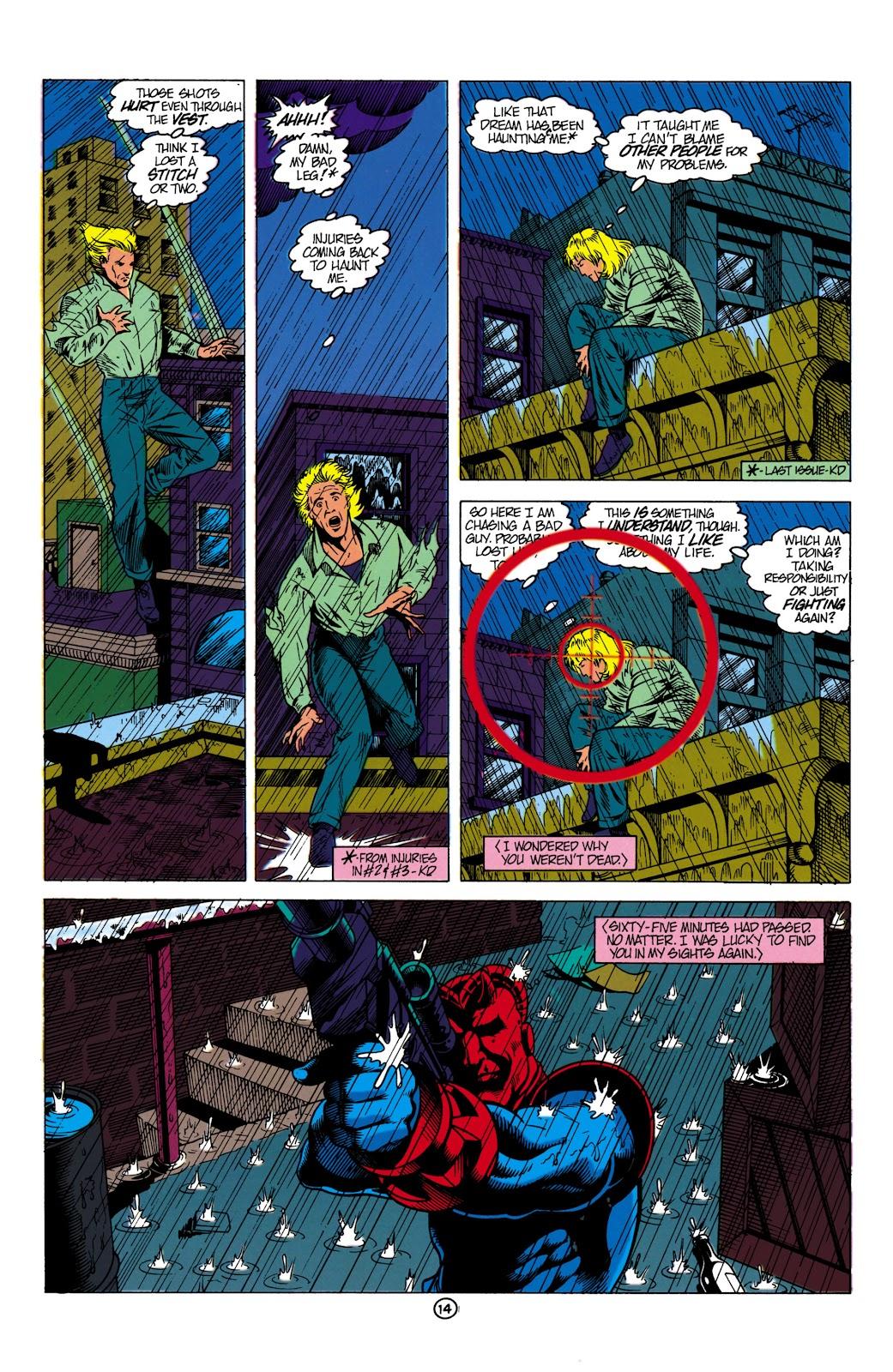 Aquaman (1991) Issue #8 #8 - English 15