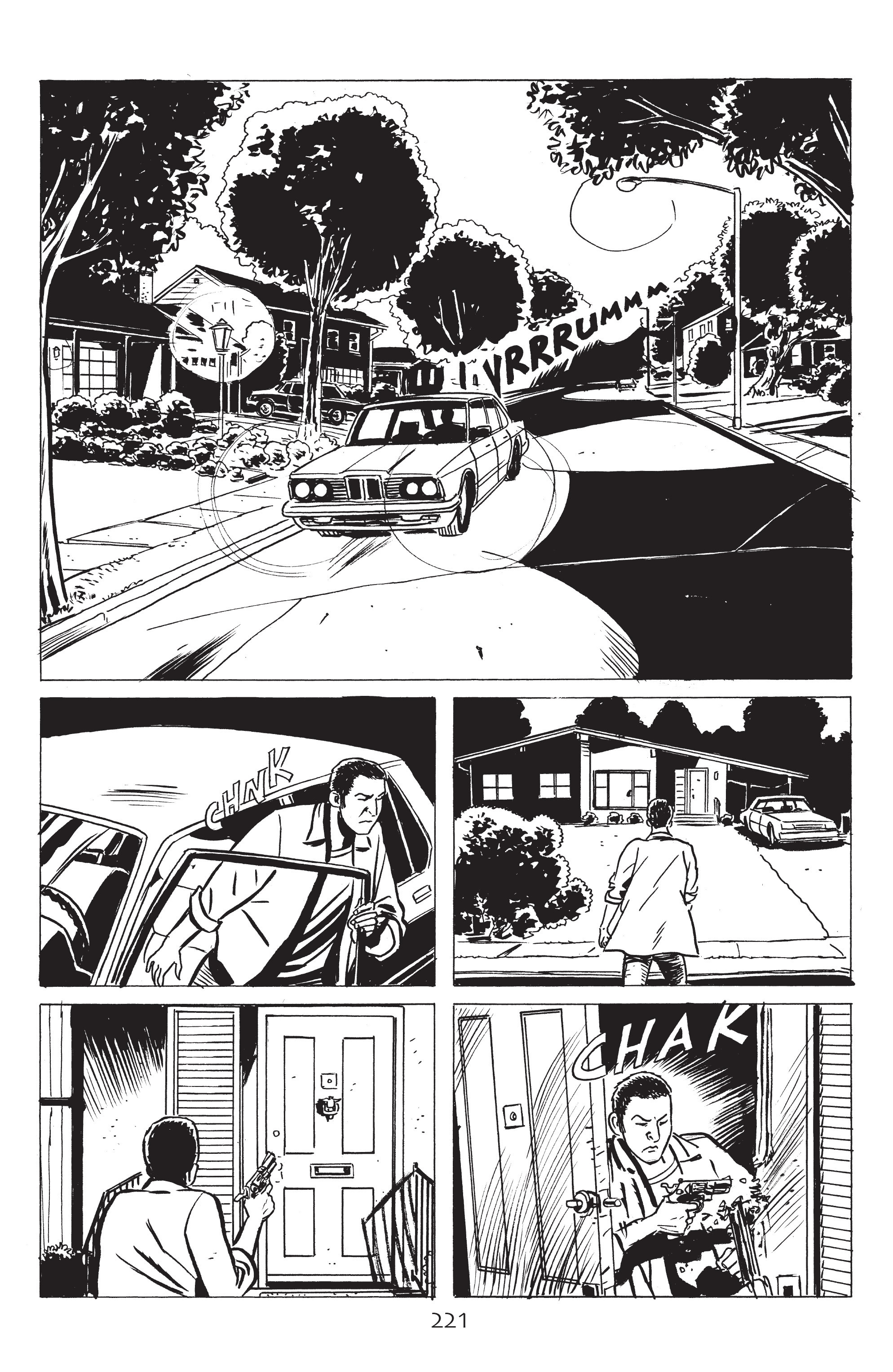 Read online Stray Bullets: Sunshine & Roses comic -  Issue #8 - 27