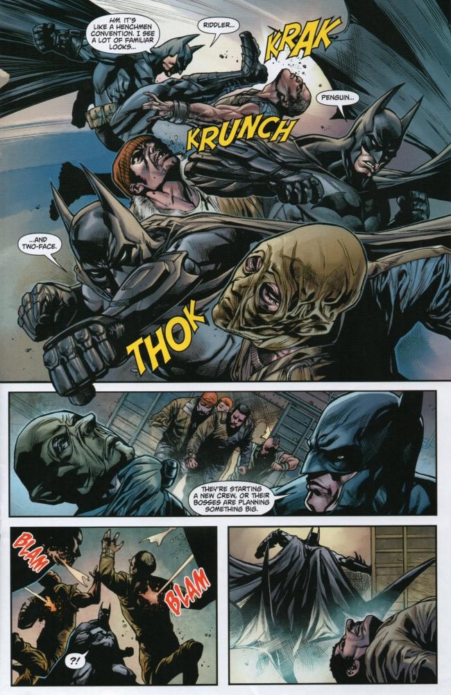 Batman: Arkham Knight [I] Issue #0 #2 - English 5