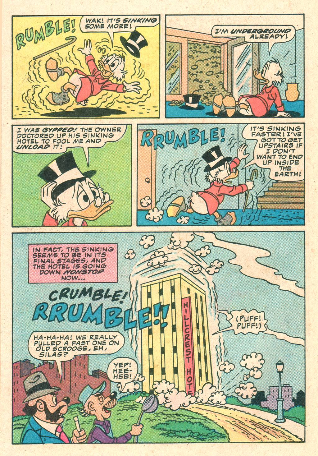 Uncle Scrooge (1953) Issue #205 #205 - English 22