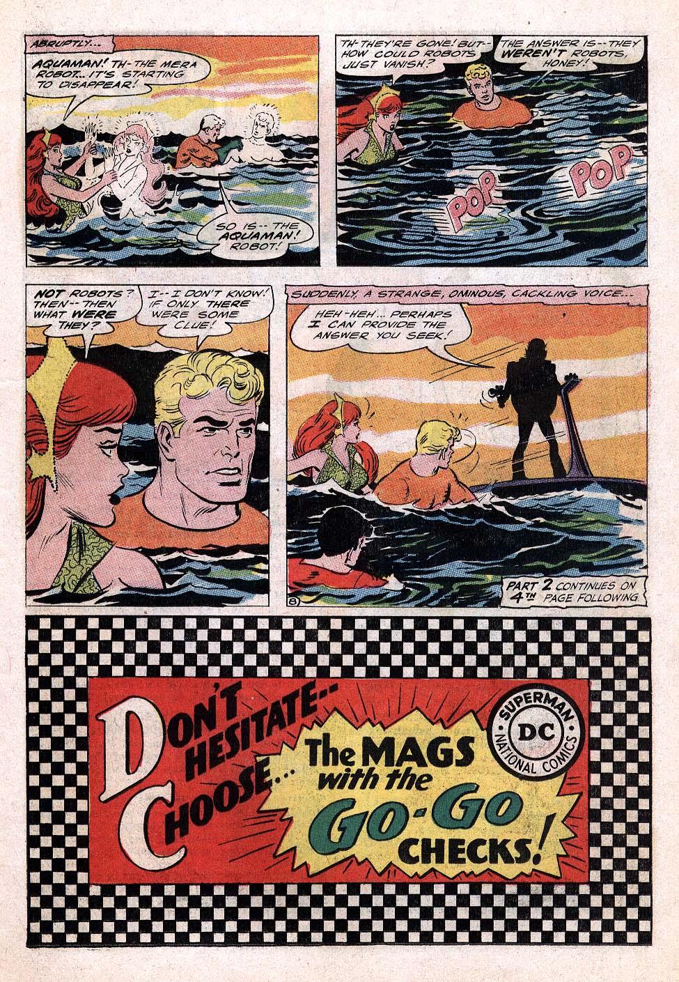 Aquaman (1962) Issue #27 #27 - English 11