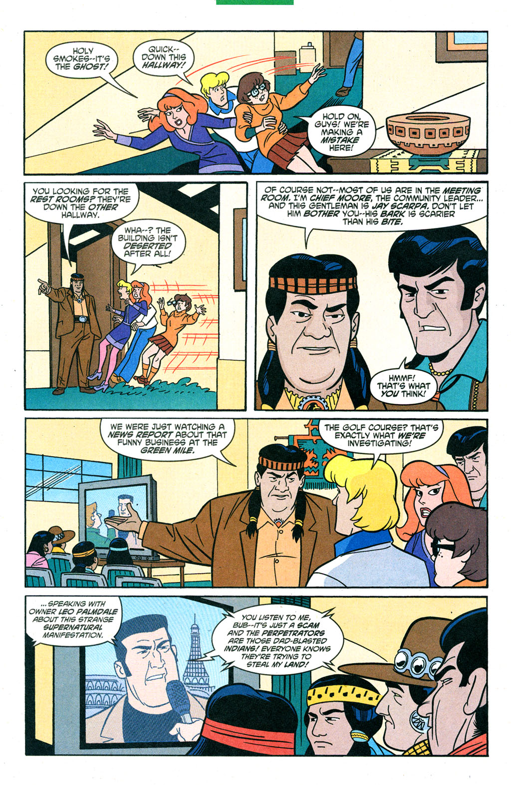 Read online Scooby-Doo (1997) comic -  Issue #93 - 5