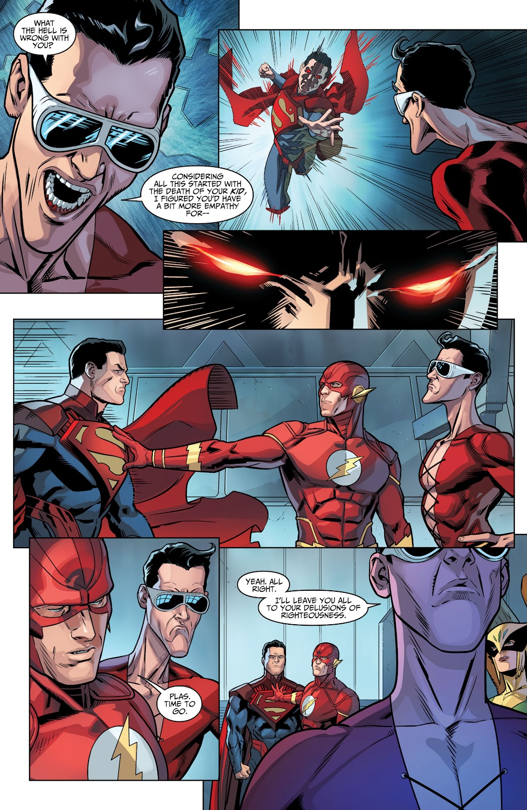 Injustice: Gods Among Us Year Four _Annual 1 #1 - English 13