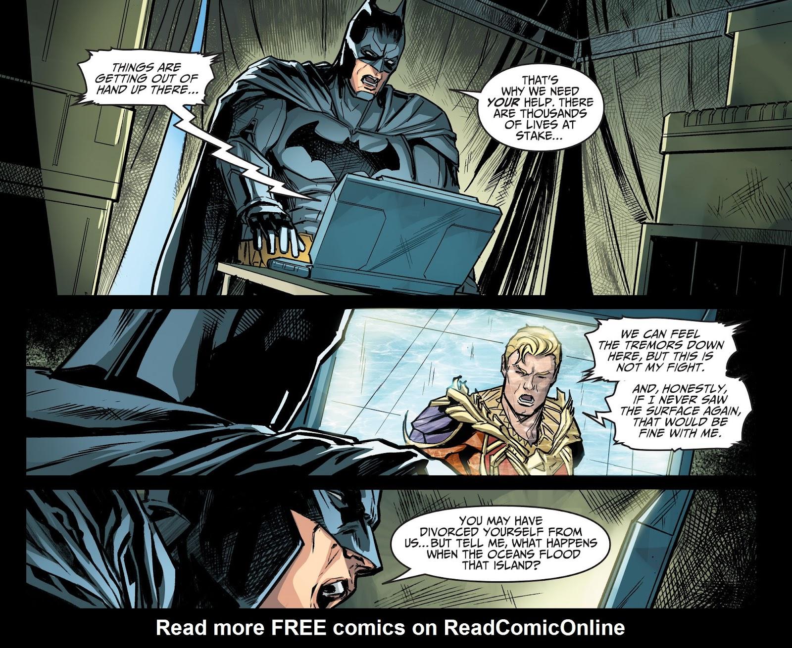 Injustice: Gods Among Us Year Four Issue #17 #18 - English 16