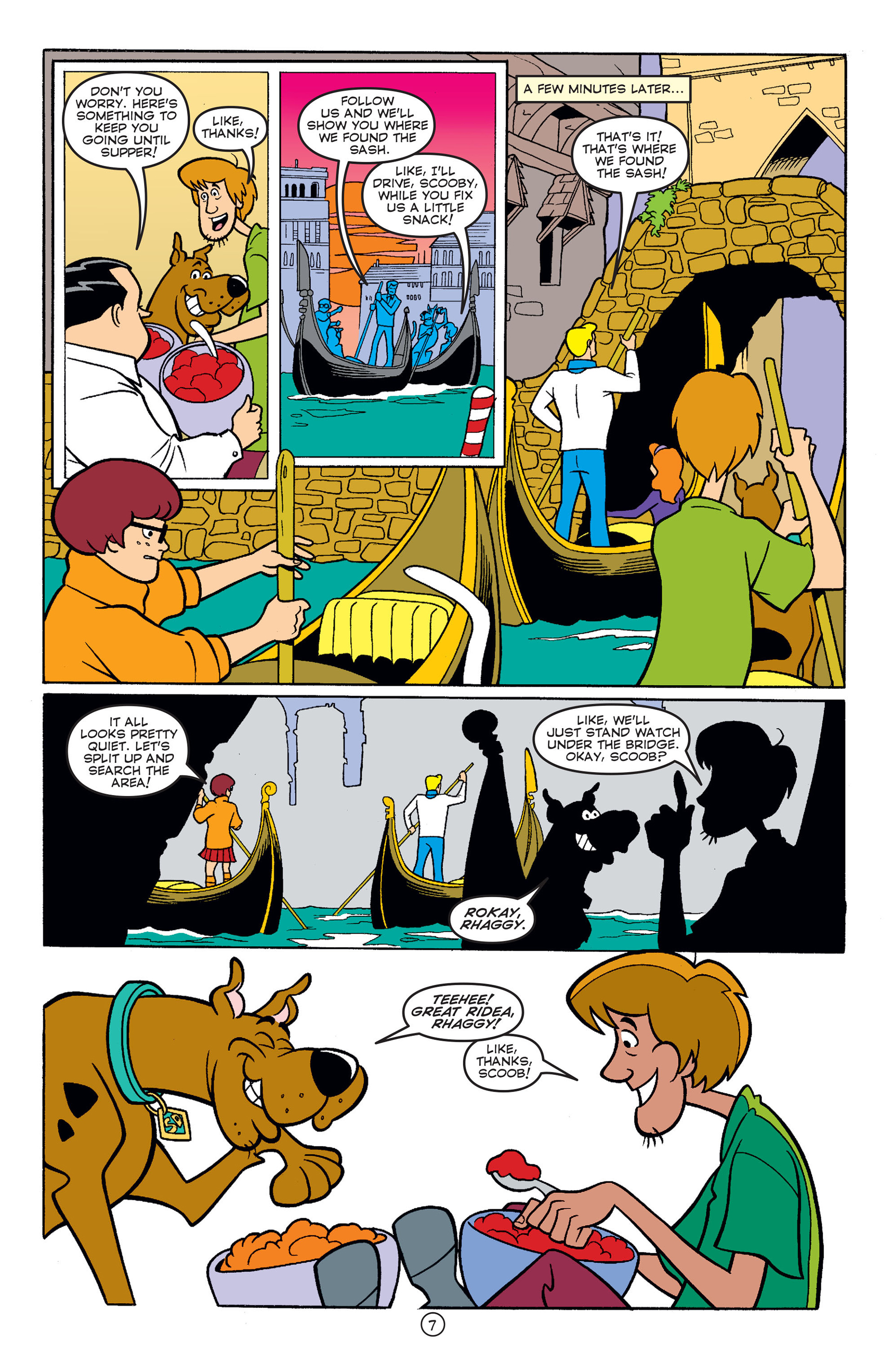 Read online Scooby-Doo: Where Are You? comic -  Issue #50 - 18