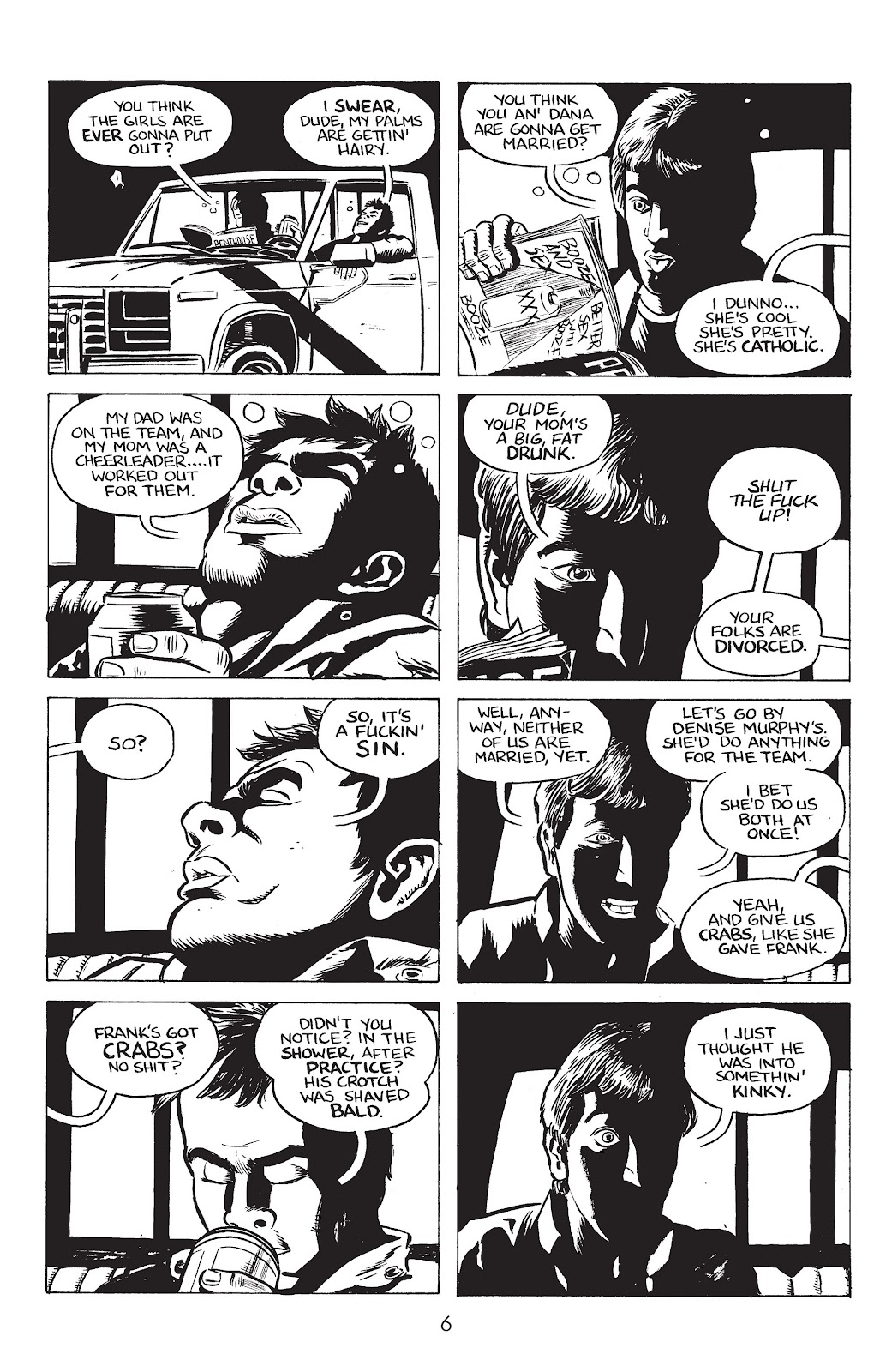 Stray Bullets Issue #34 #34 - English 8