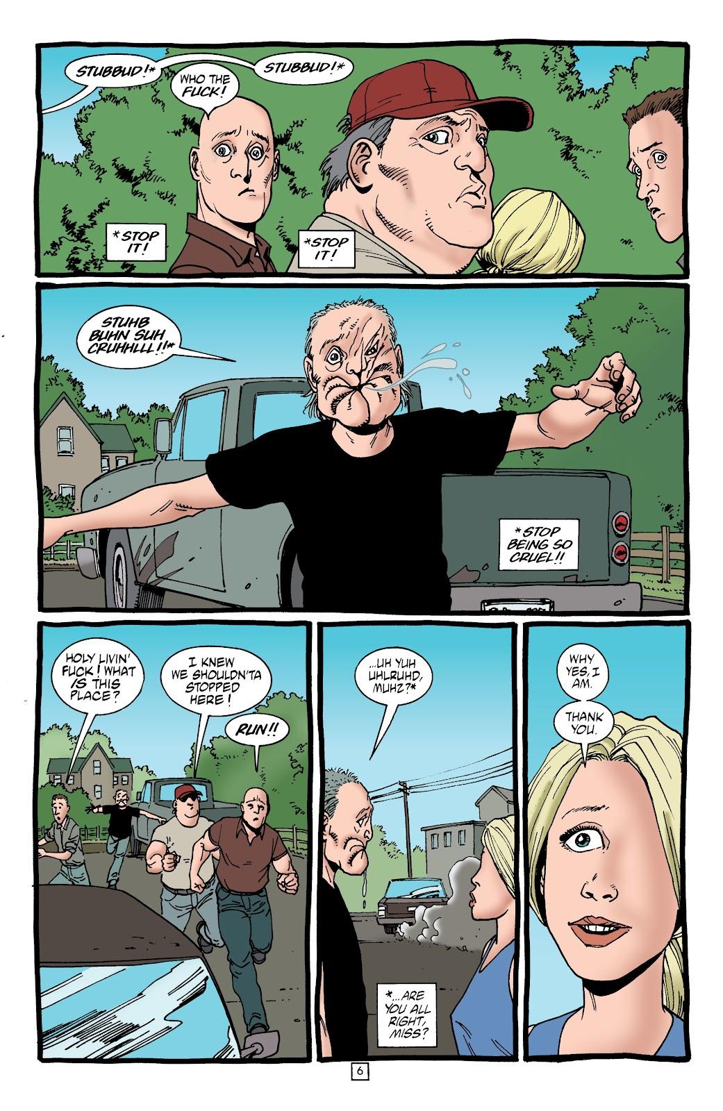 Preacher Issue #62 #71 - English 7