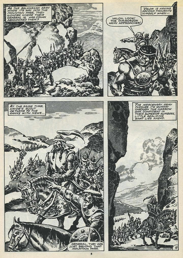 The Savage Sword Of Conan Issue #173 #174 - English 10