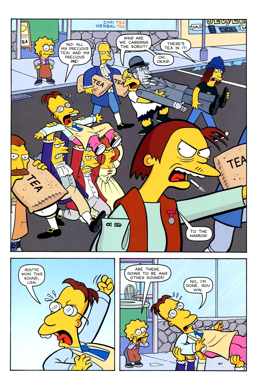 Read online Simpsons Comics comic -  Issue #239 - 22