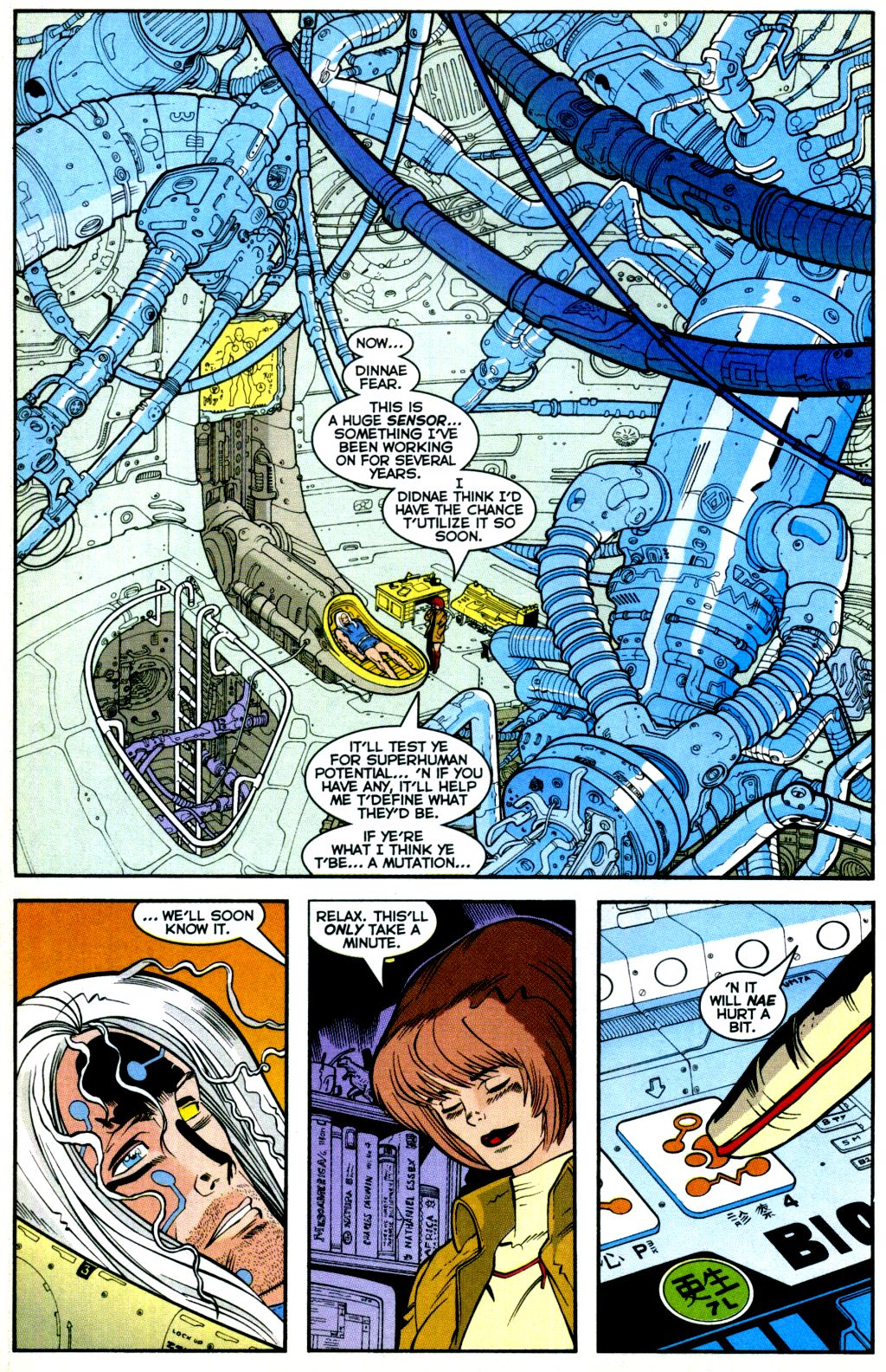 Cable (1993) #-1 #109 - English 16