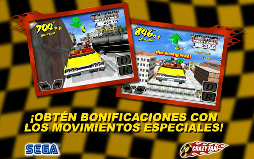 Descargar Crazy Taxi v1.1.0 apk Android Full Gratis (Gratis)