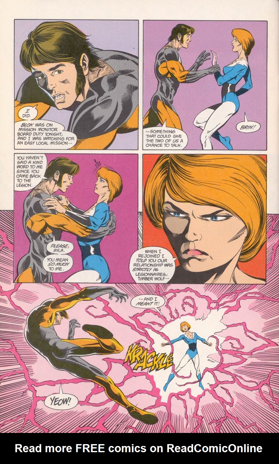 Tales of the Legion Issue #349 #36 - English 27