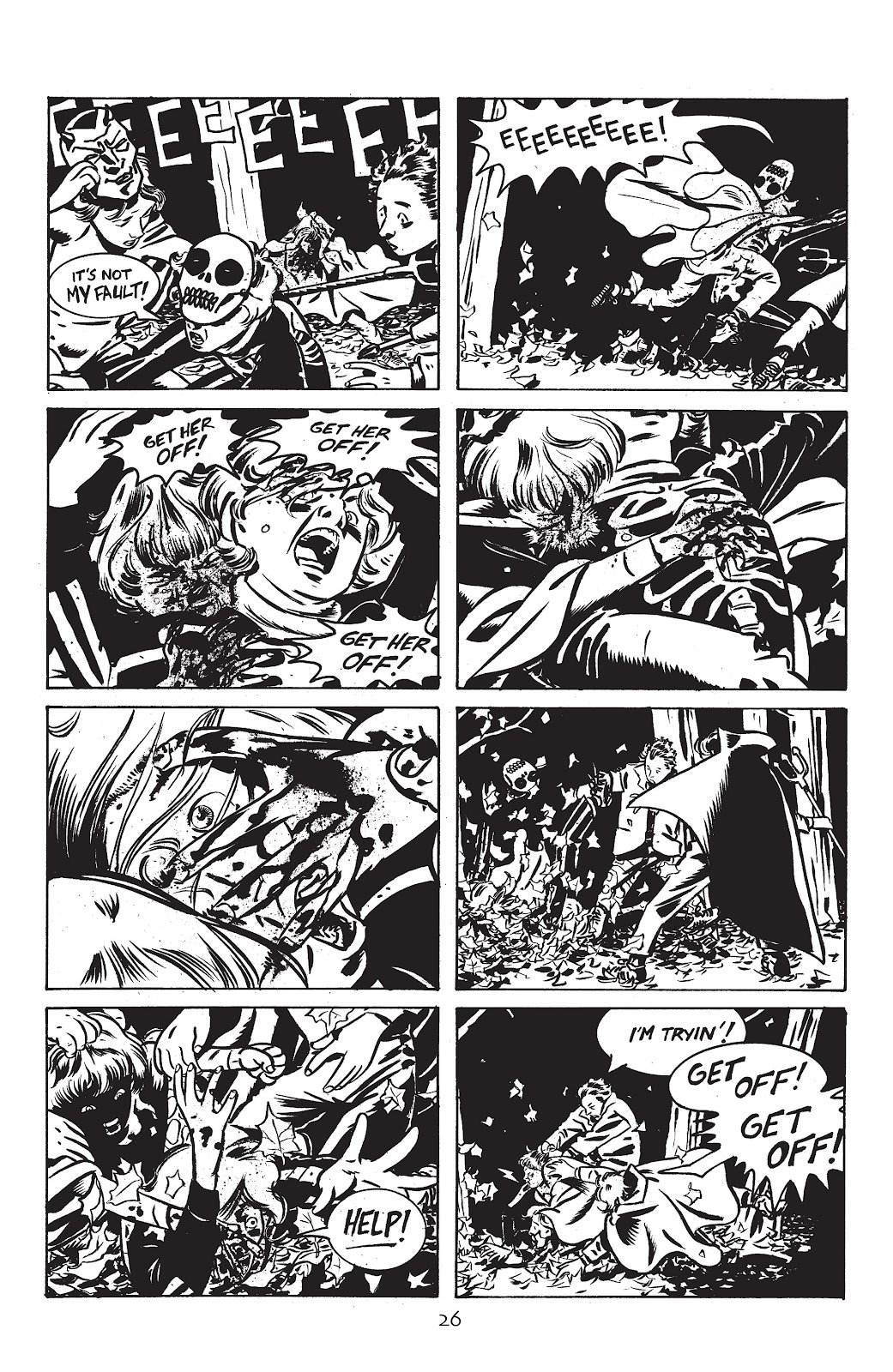 Stray Bullets Issue #2 #2 - English 28