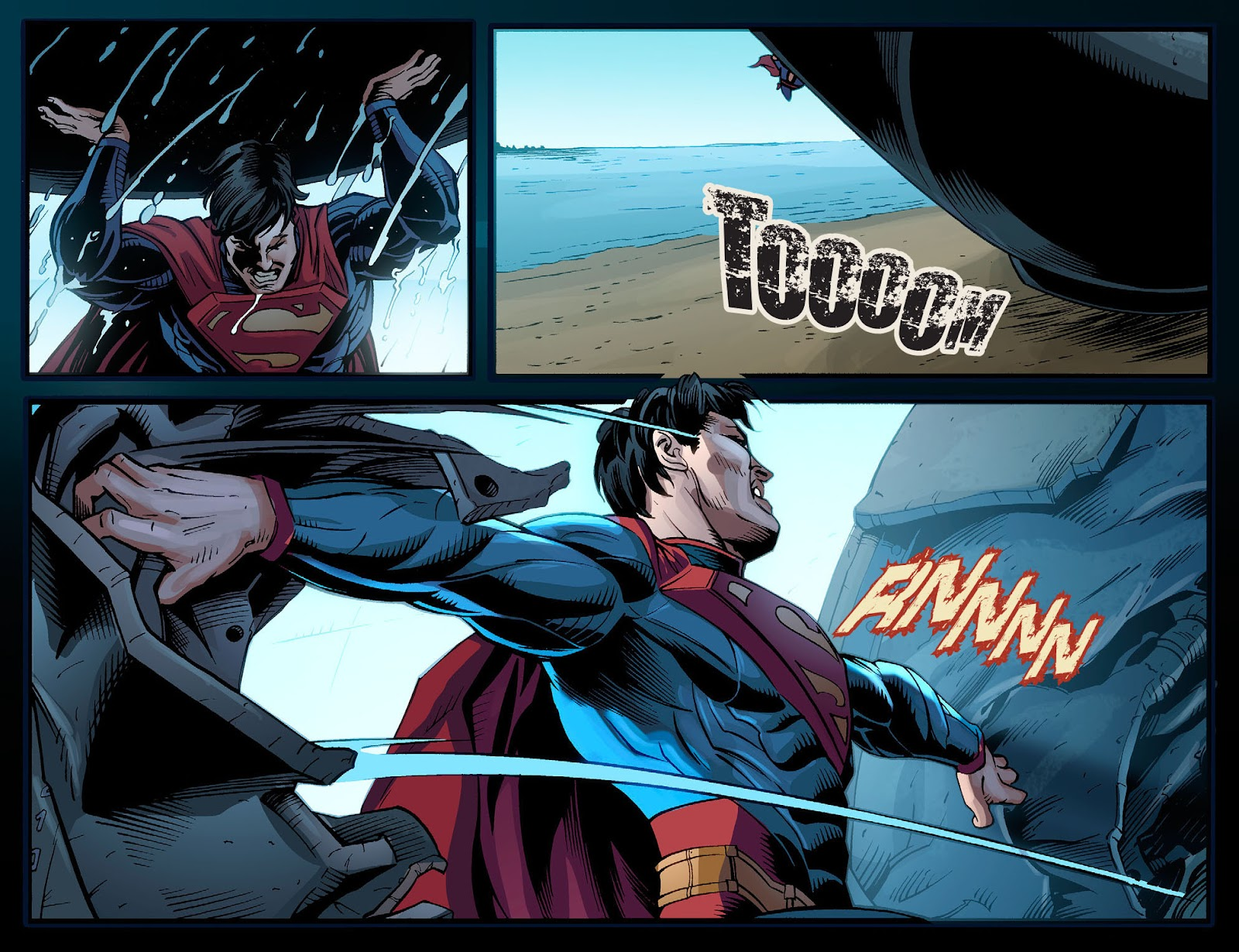 Injustice: Gods Among Us [I] Issue #2 #3 - English 18