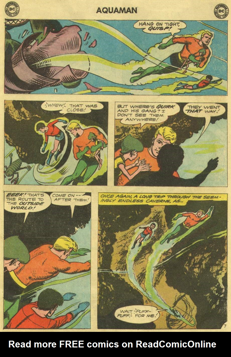 Aquaman (1962) Issue #10 #10 - English 9