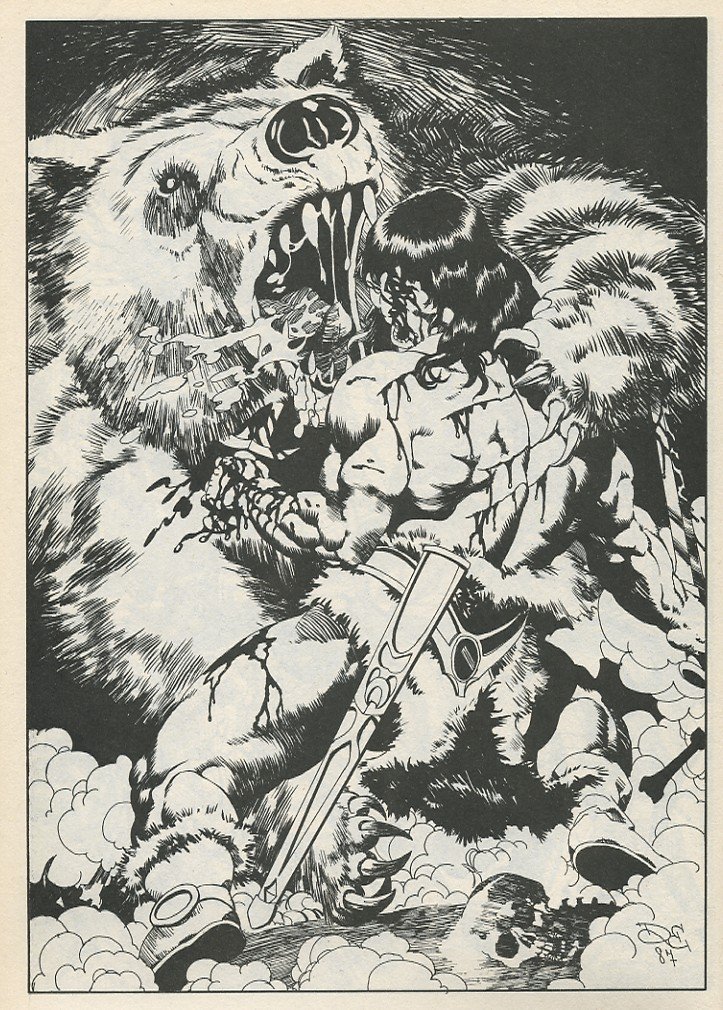 The Savage Sword Of Conan Issue #141 #142 - English 64