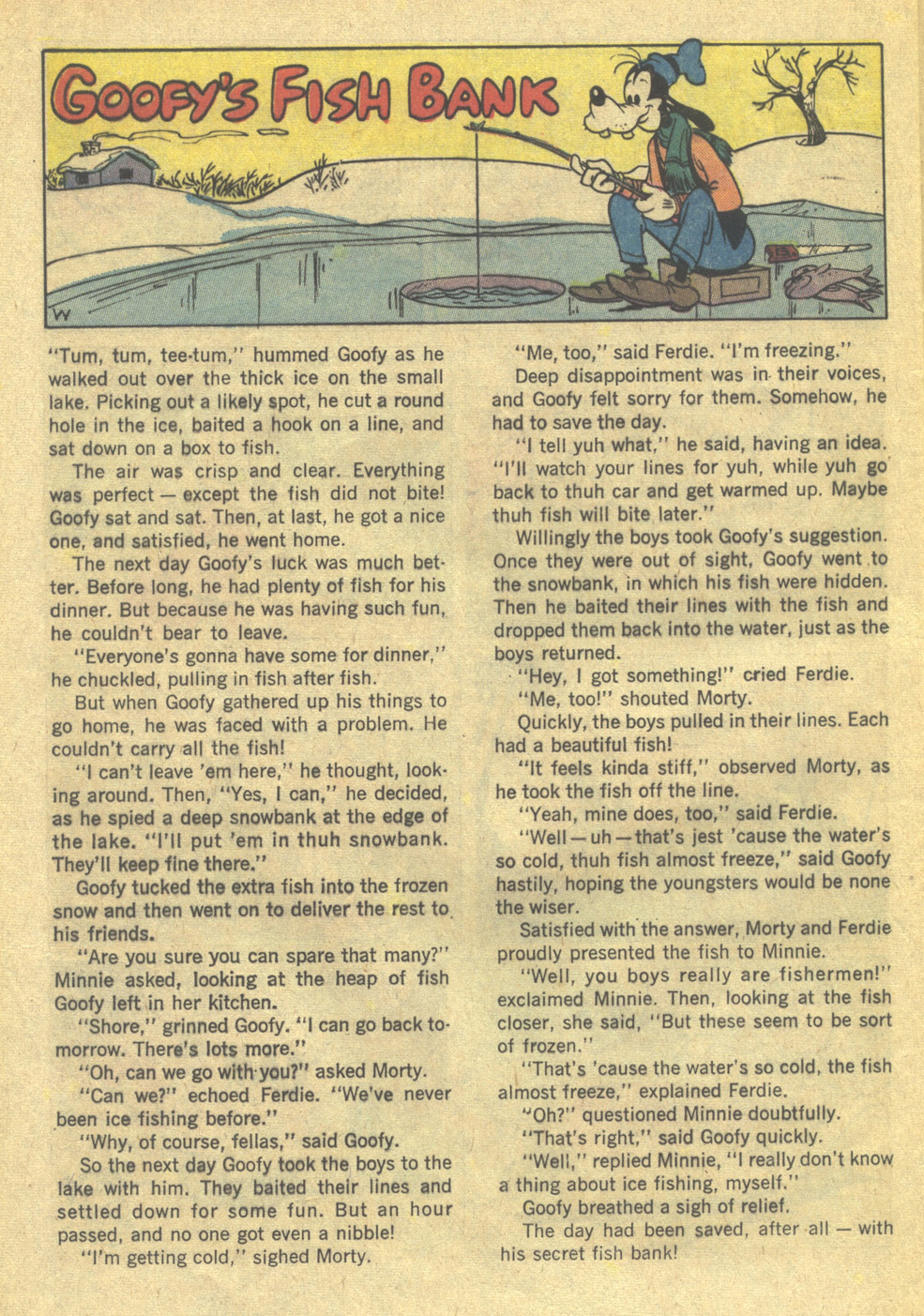 Uncle Scrooge (1953) Issue #103 #103 - English 28
