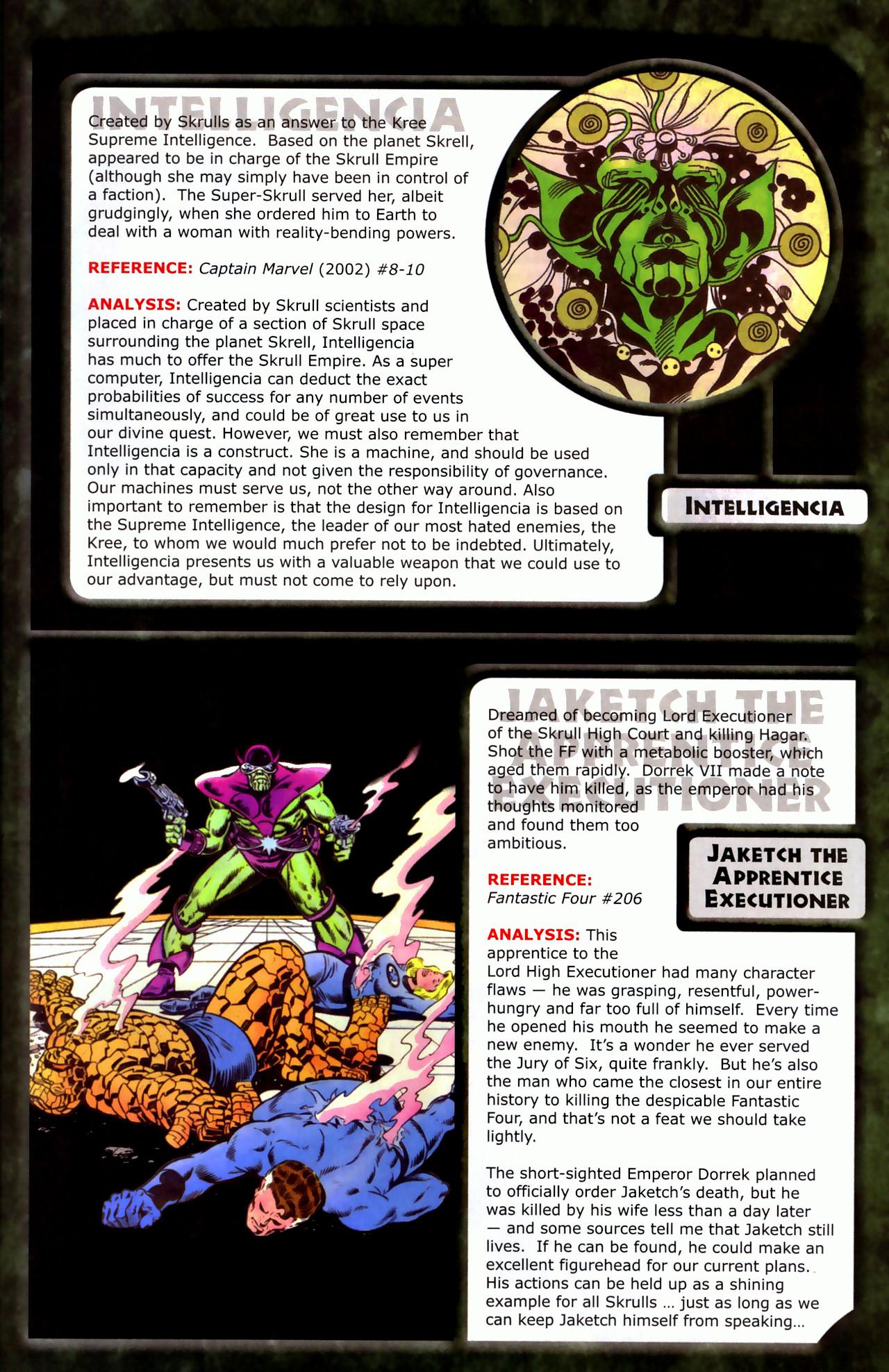 Read online Skrulls! comic -  Issue # Full - 21