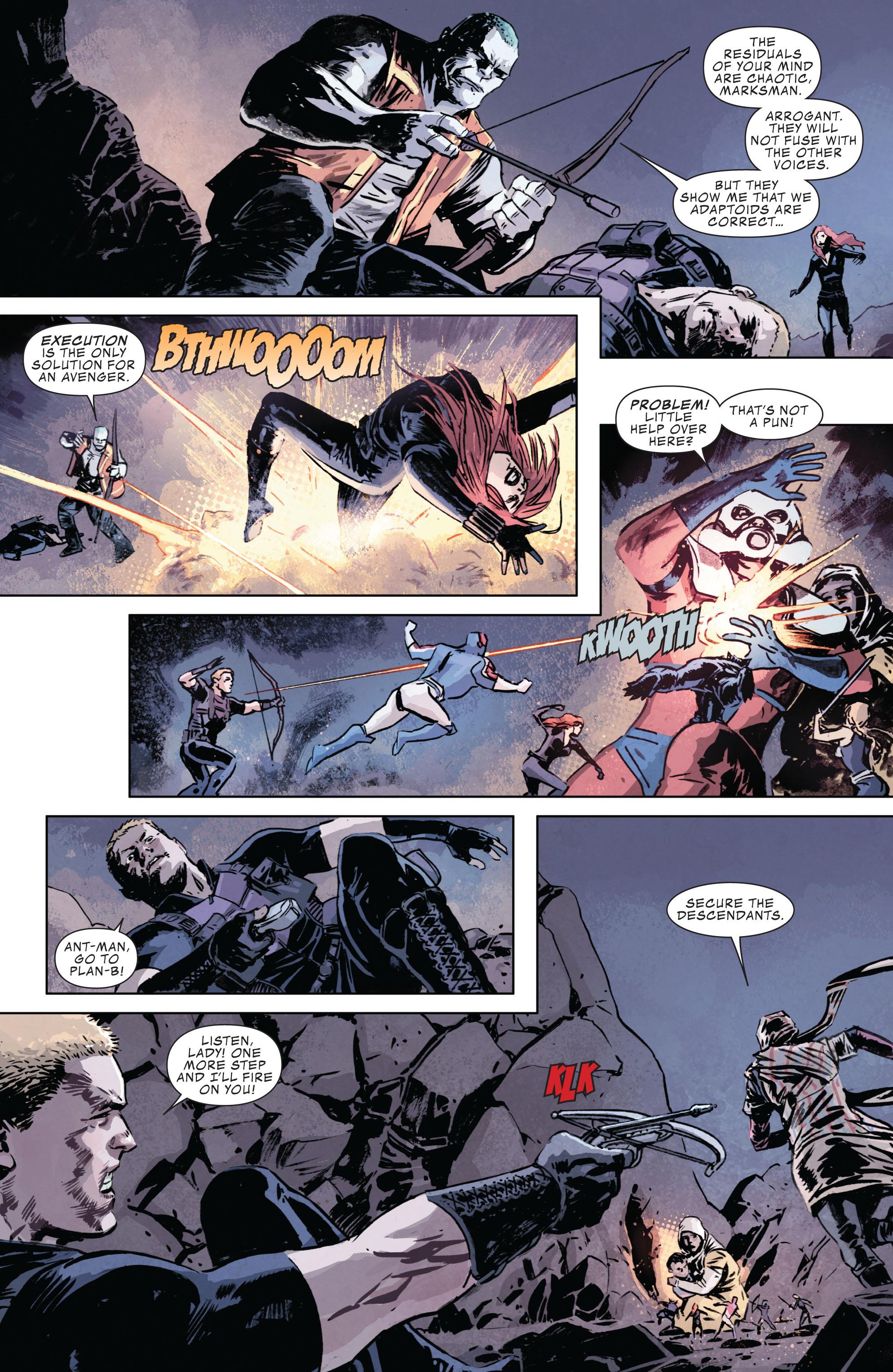 Read online Secret Avengers (2010) comic -  Issue #22 - 19