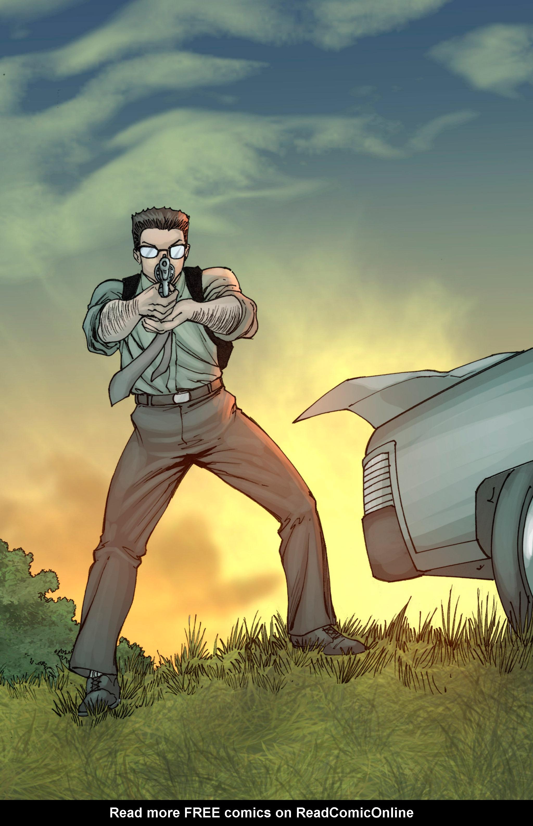 Read online Z-Men comic -  Issue #1 - 157