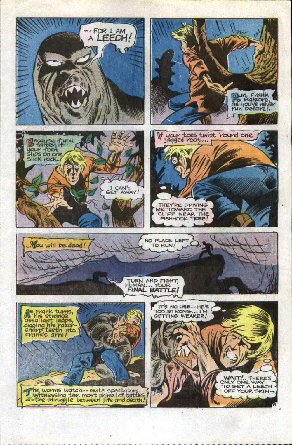 Read online Scary Tales comic -  Issue #31 - 31