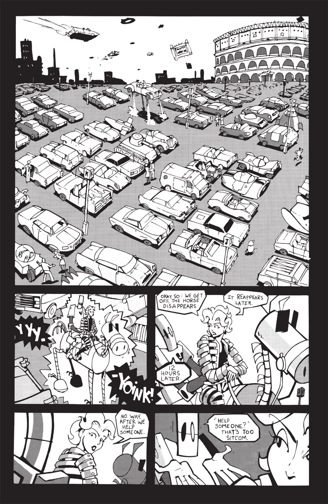 Read online Scud: The Disposable Assassin: The Whole Shebang comic -  Issue # TPB (Part 3) - 72