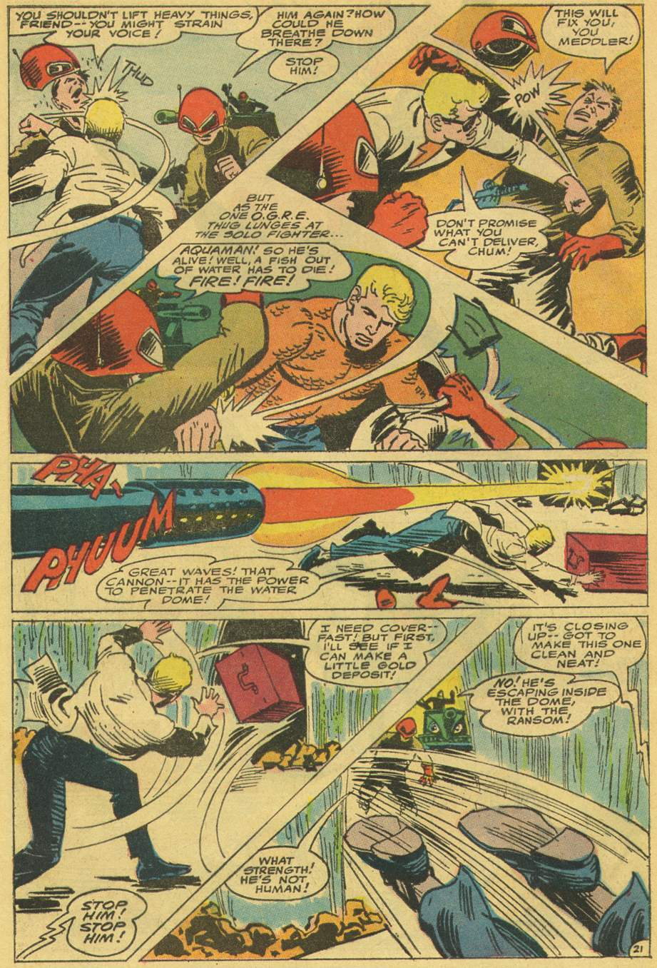 Aquaman (1962) Issue #31 #31 - English 28