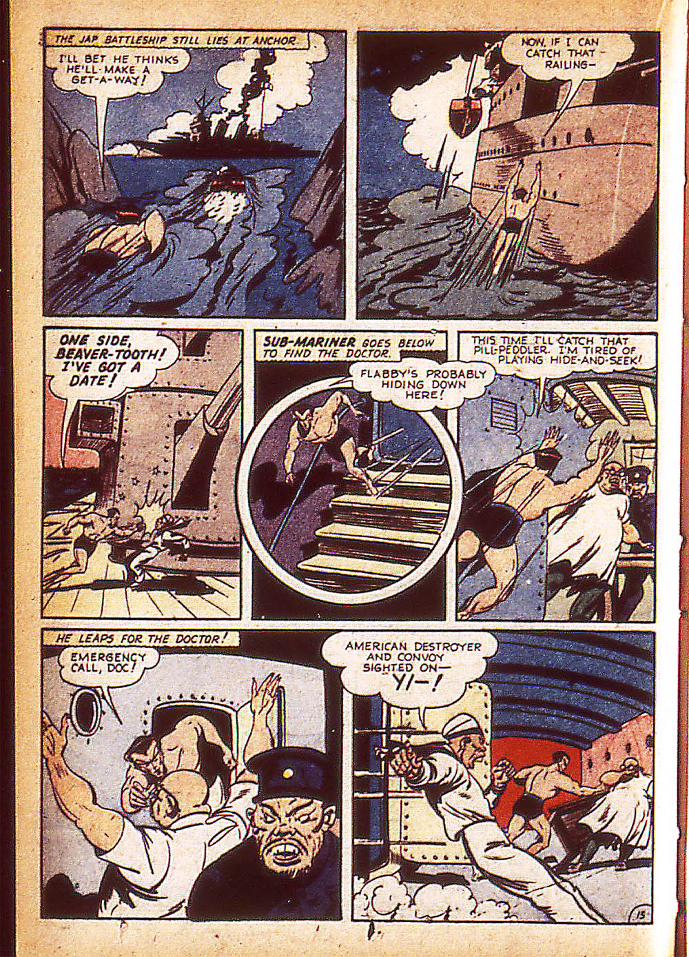 Sub-Mariner Comics Issue #8 #8 - English 39