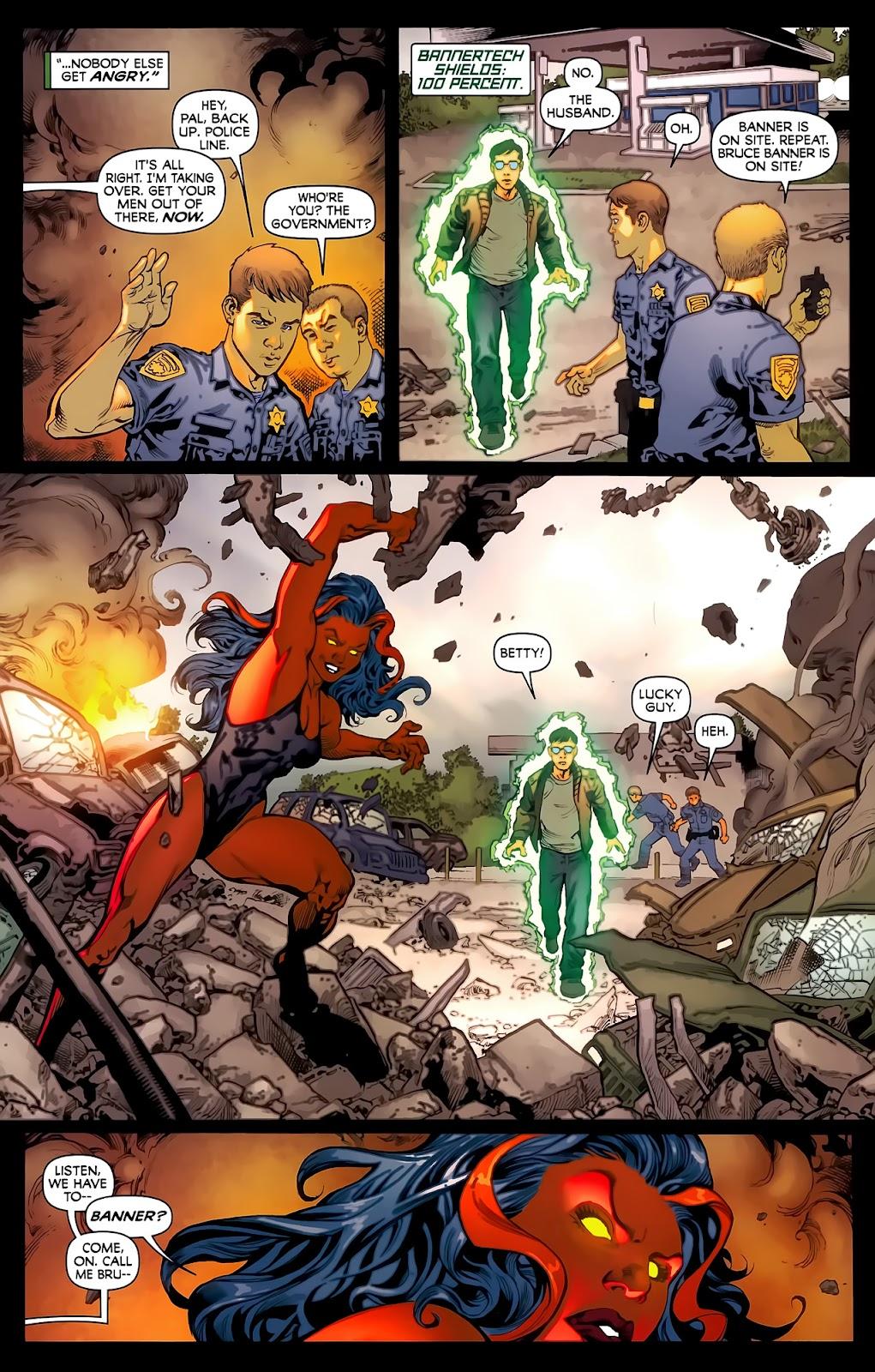Incredible Hulks (2010) Issue #612 #2 - English 11