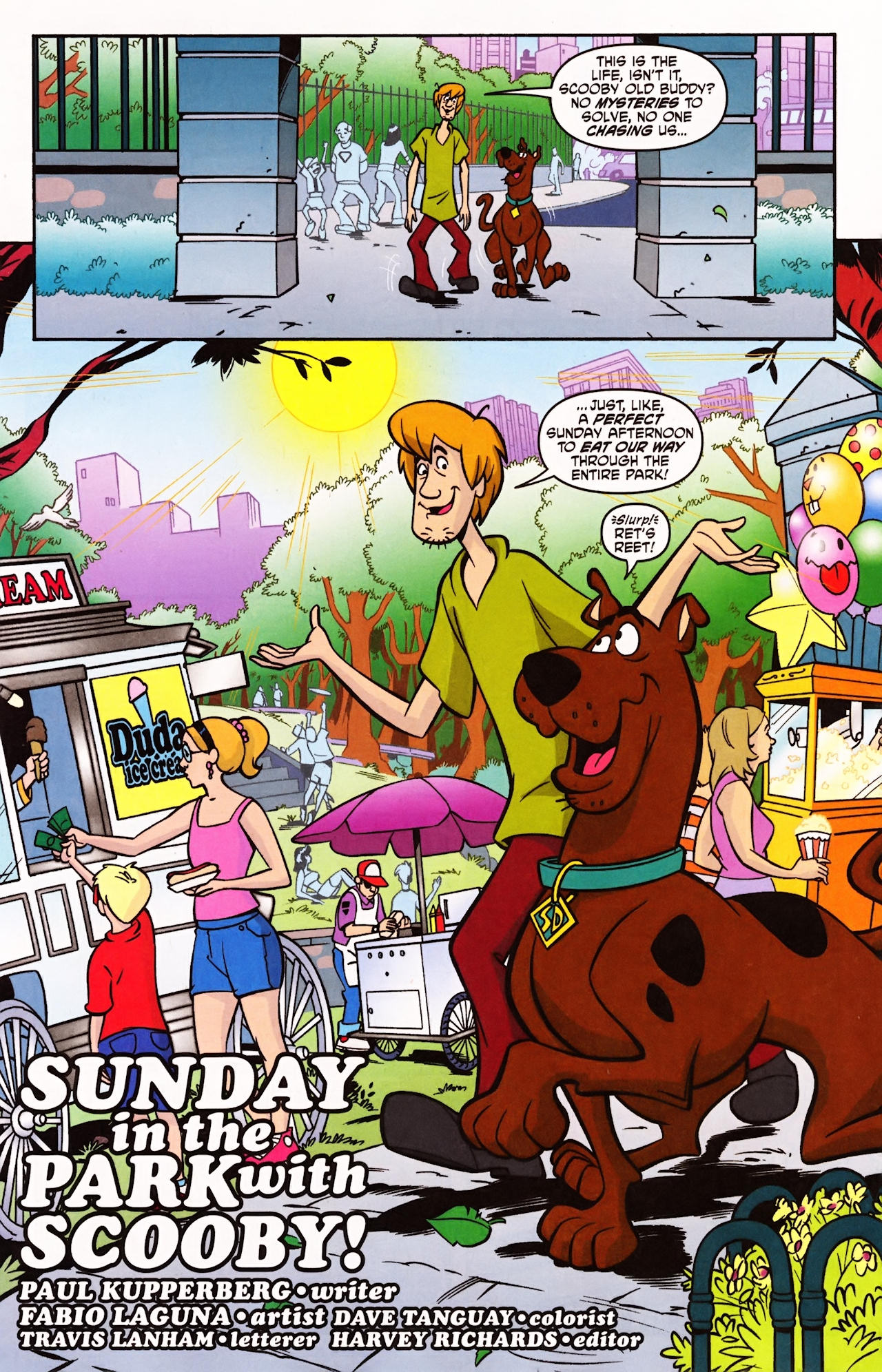 Read online Scooby-Doo (1997) comic -  Issue #143 - 12