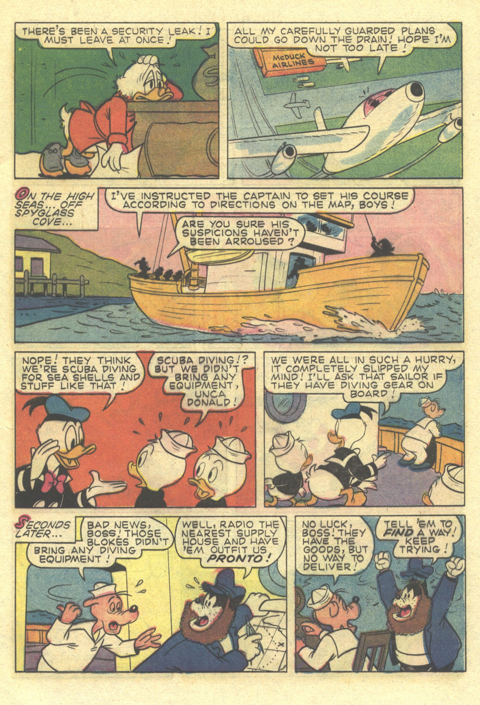 Donald Duck (1962) 173 Page 8