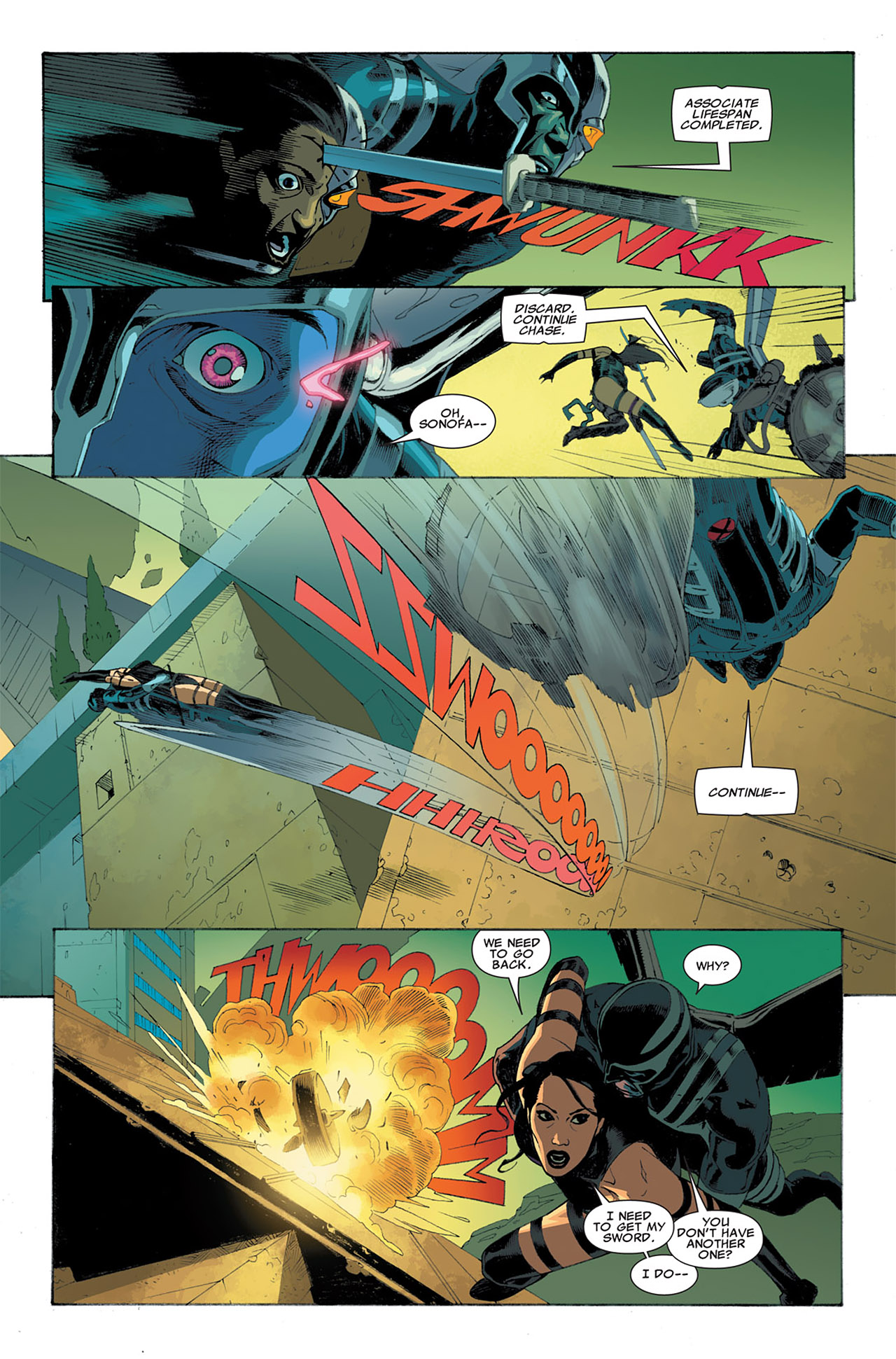 Uncanny X-Force (2010) #7 #30 - English 13
