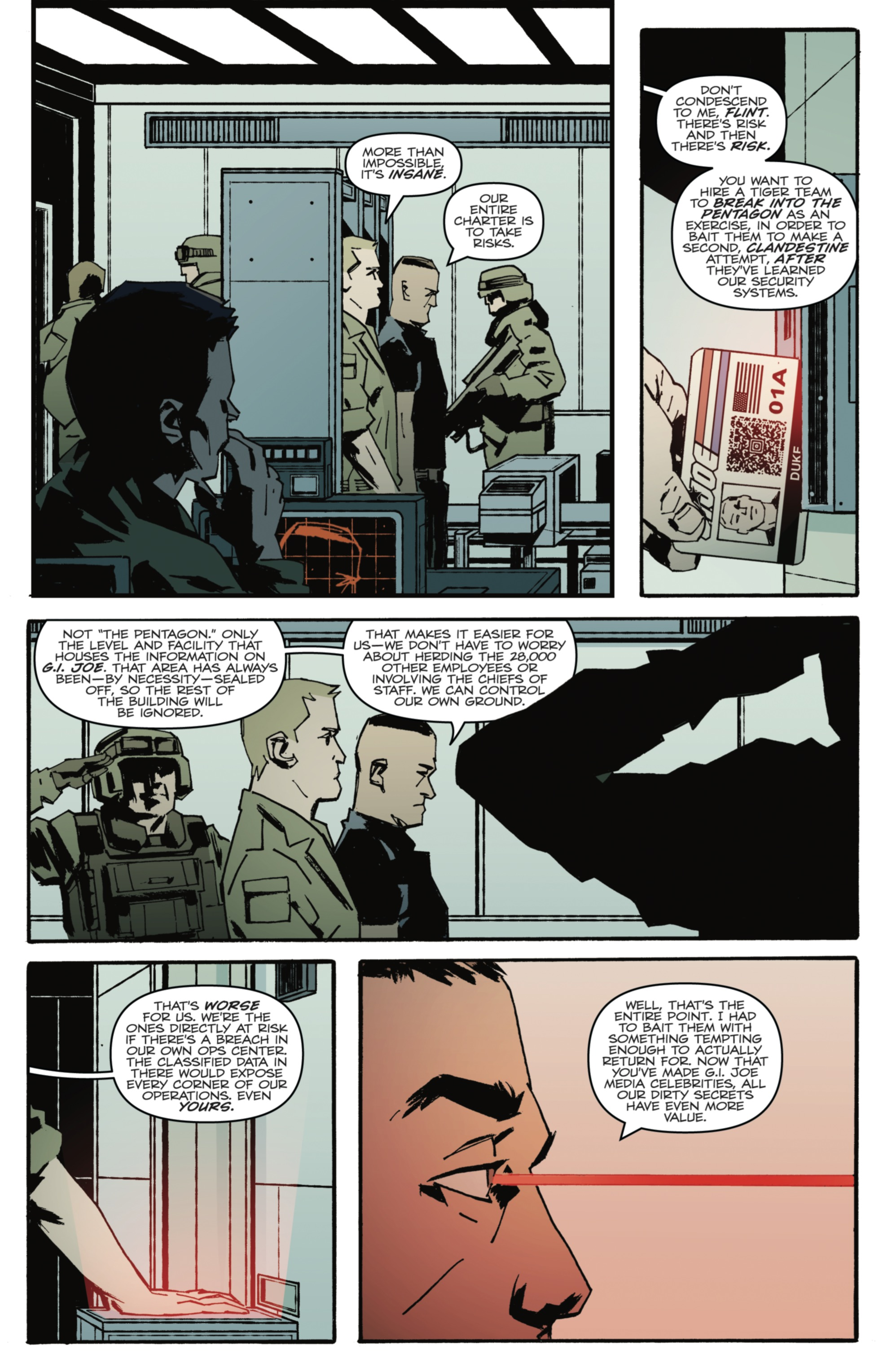 Read online G.I. Joe: The Cobra Files comic -  Issue # TPB 1 - 58