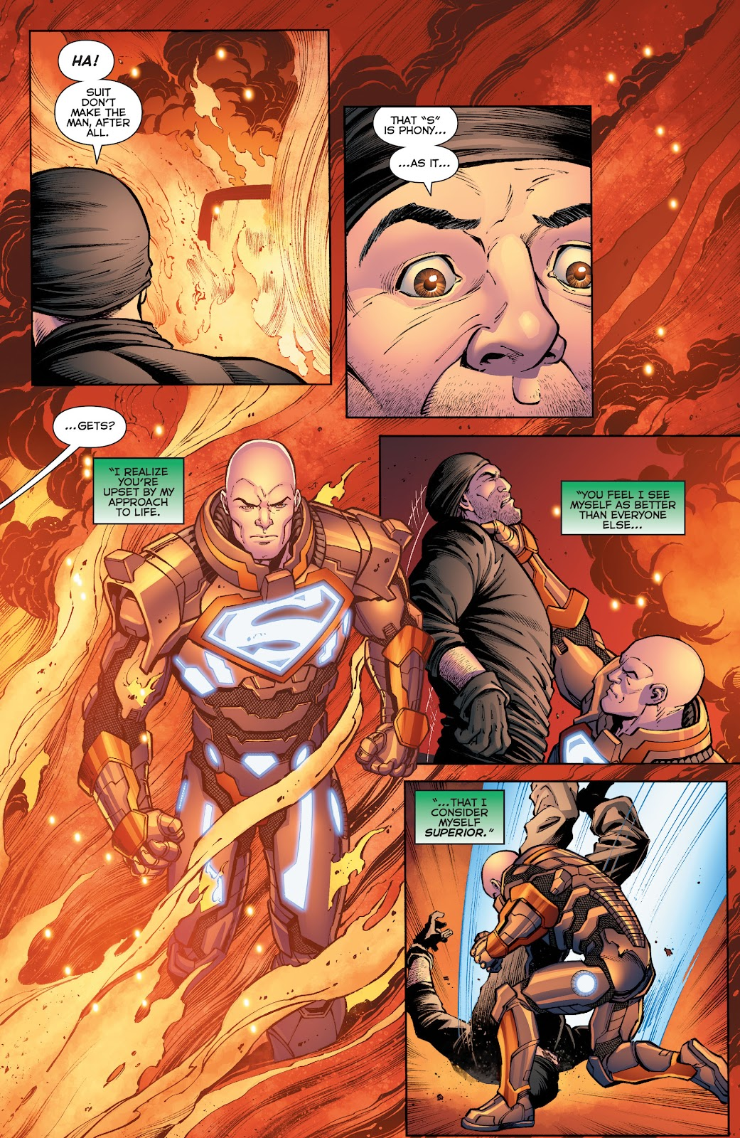 Justice League (2011) Issue #52 #62 - English 13
