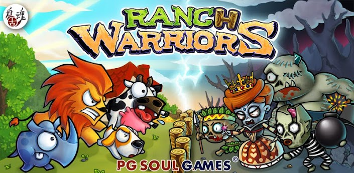 Ranch Warriors v1.0 Mod