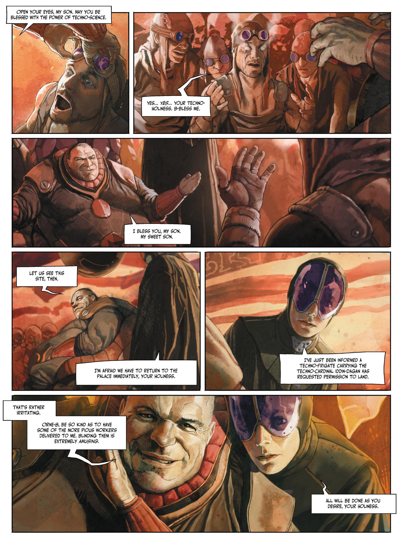 The Metabaron #1 #6 - English 13