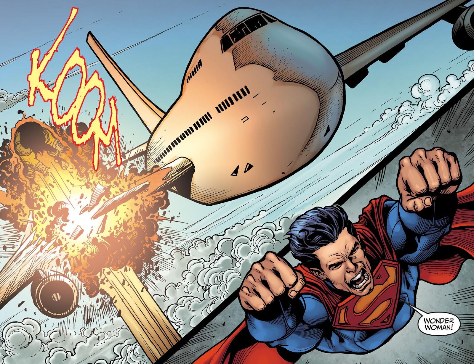 Injustice: Gods Among Us [I] Issue #23 #24 - English 6