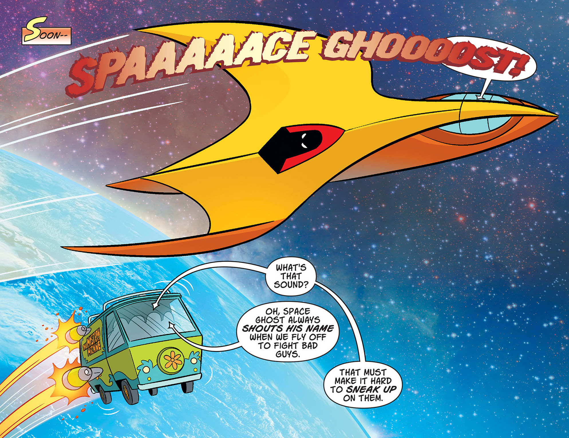 Read online Scooby-Doo! Team-Up comic -  Issue #39 - 22