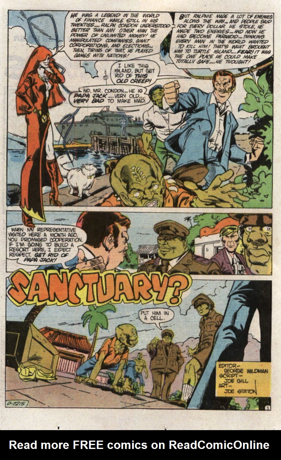 Read online Scary Tales comic -  Issue #24 - 24