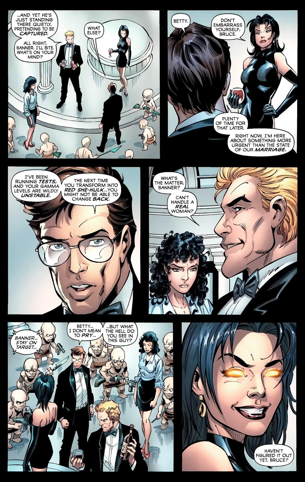 Incredible Hulks (2010) Issue #627 #17 - English 16