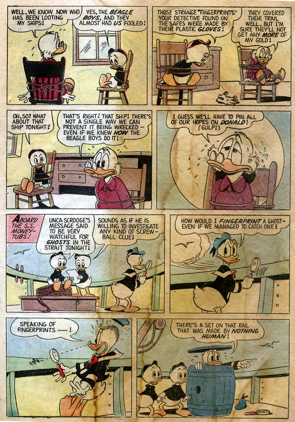 Uncle Scrooge (1953) Issue #23 #23 - English 15