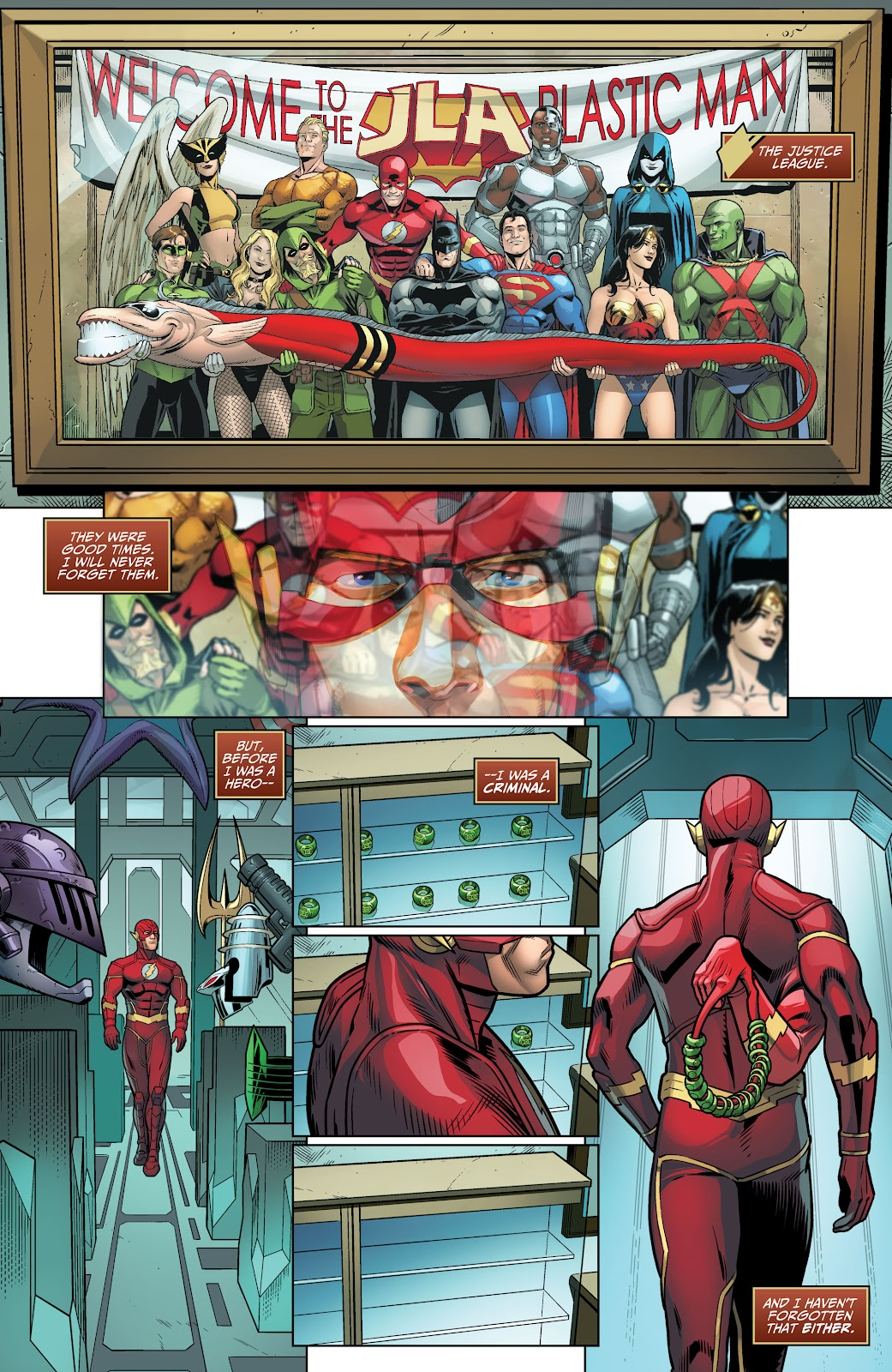 Injustice: Gods Among Us Year Four _Annual 1 #1 - English 18