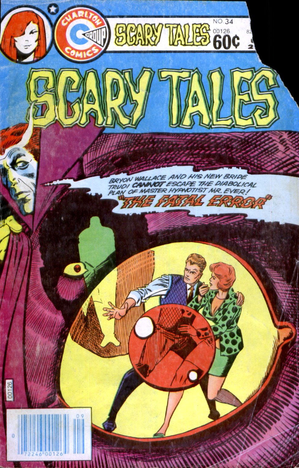 Read online Scary Tales comic -  Issue #34 - 1